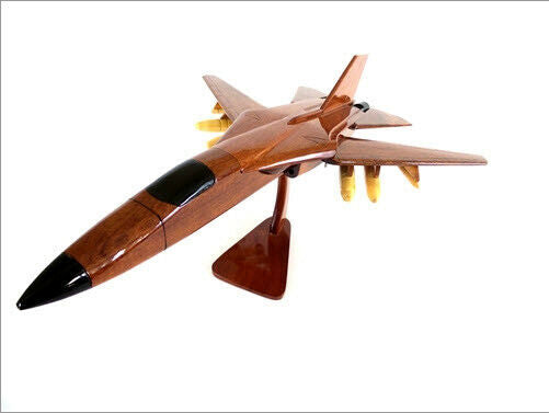 The General Dynamics F-111 Aardvark is a low-altitude strike plane