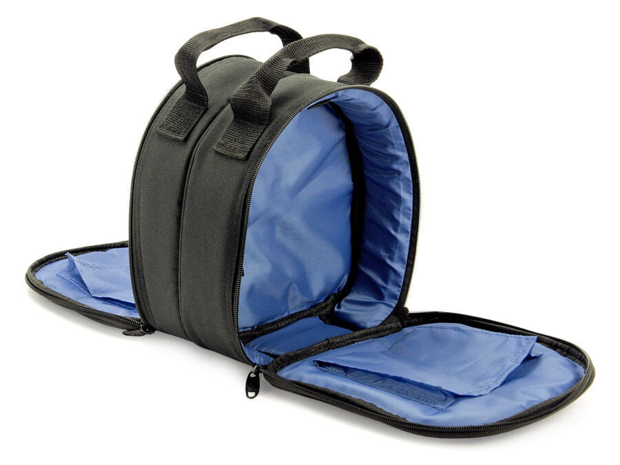 NEW ASA AirClassics Double Headset Bag #ASA-BAG-HS-2 Holds Two Headsets