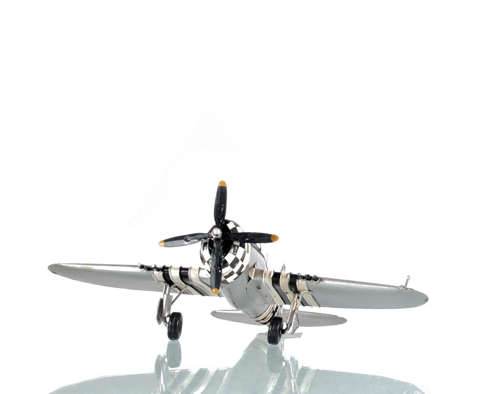 All Metal 1943 Republic P-47 Bomber-Fighter Airplane Model