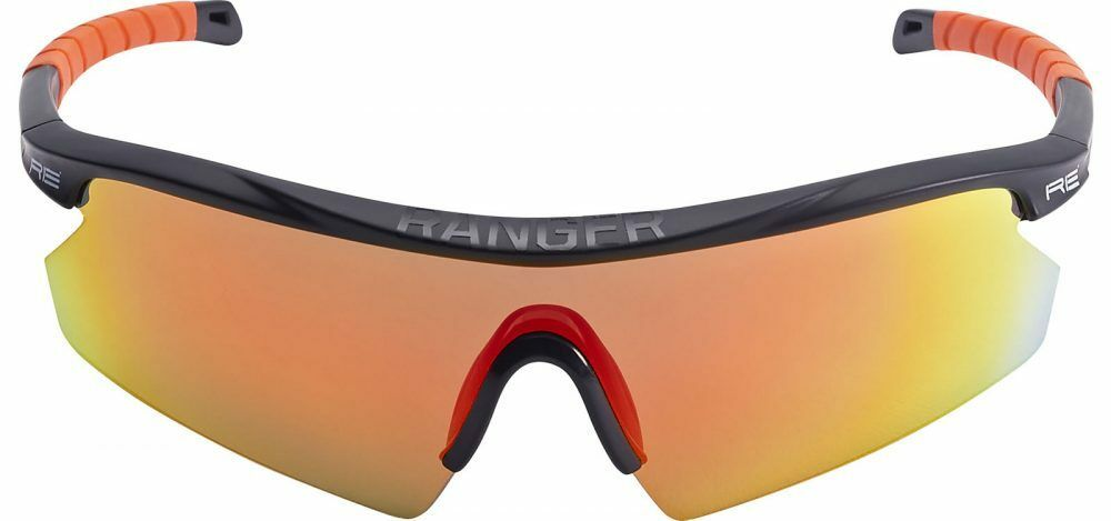 Randolph Engineering RE Ranger Phantom RangerRed Flash Sports Wrap Sunglasses