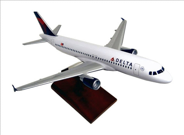 Delta A320 New Livery 1/100