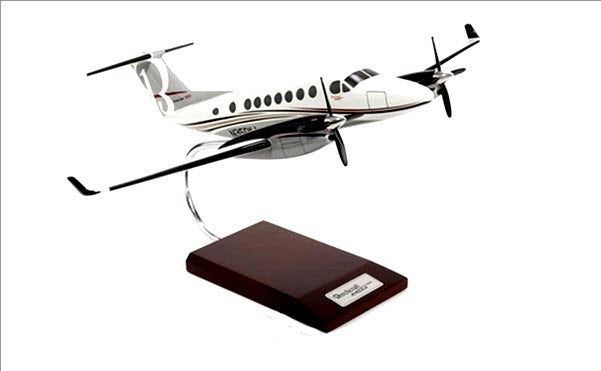 Beechcraft King Air 350i Turboprop Aircraft 1/32 Scale Model
