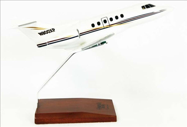 Hawker 800XP Execujet 1/48