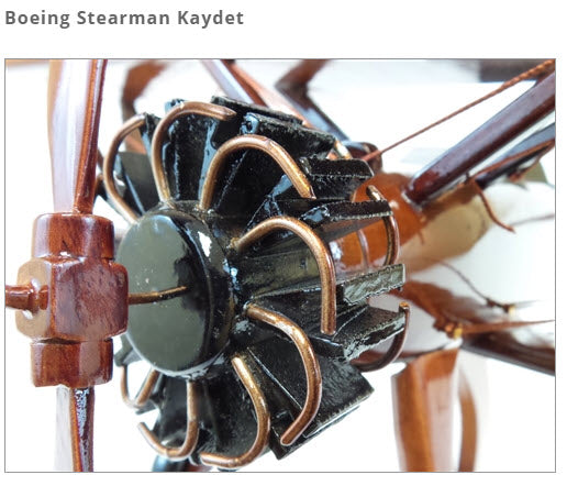 "The Boeing Stearman Model 75 ""KAYDET"""