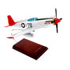 North American P-51C Tuskegee Model Scale:1/24