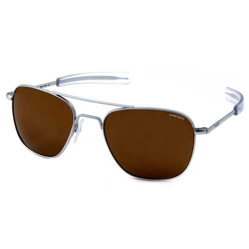 Randolph Aviator Flash Mirror Lens Collection