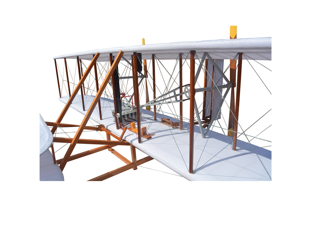 1903 Wright Brother Flyer Scale Model 1:5