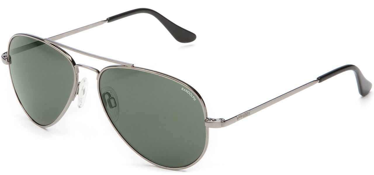 Randolph Engineering Concorde Skull Temple Sunglasses All Frame Lens Colors