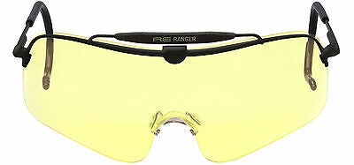 Randolph Engineering Ranger Falcon Pro Frame Clay Trap Skeet Shooting Glasses