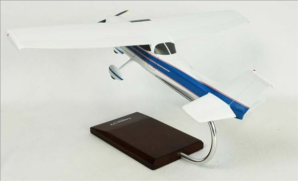 Cessna 172 Skyhawk-Single-Seat, Single-Engine, High Wing, Fixed-Wing Aircraft