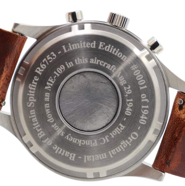Beautiful Spitfire Aviator Pilot Watch with Multiple Useful Functions