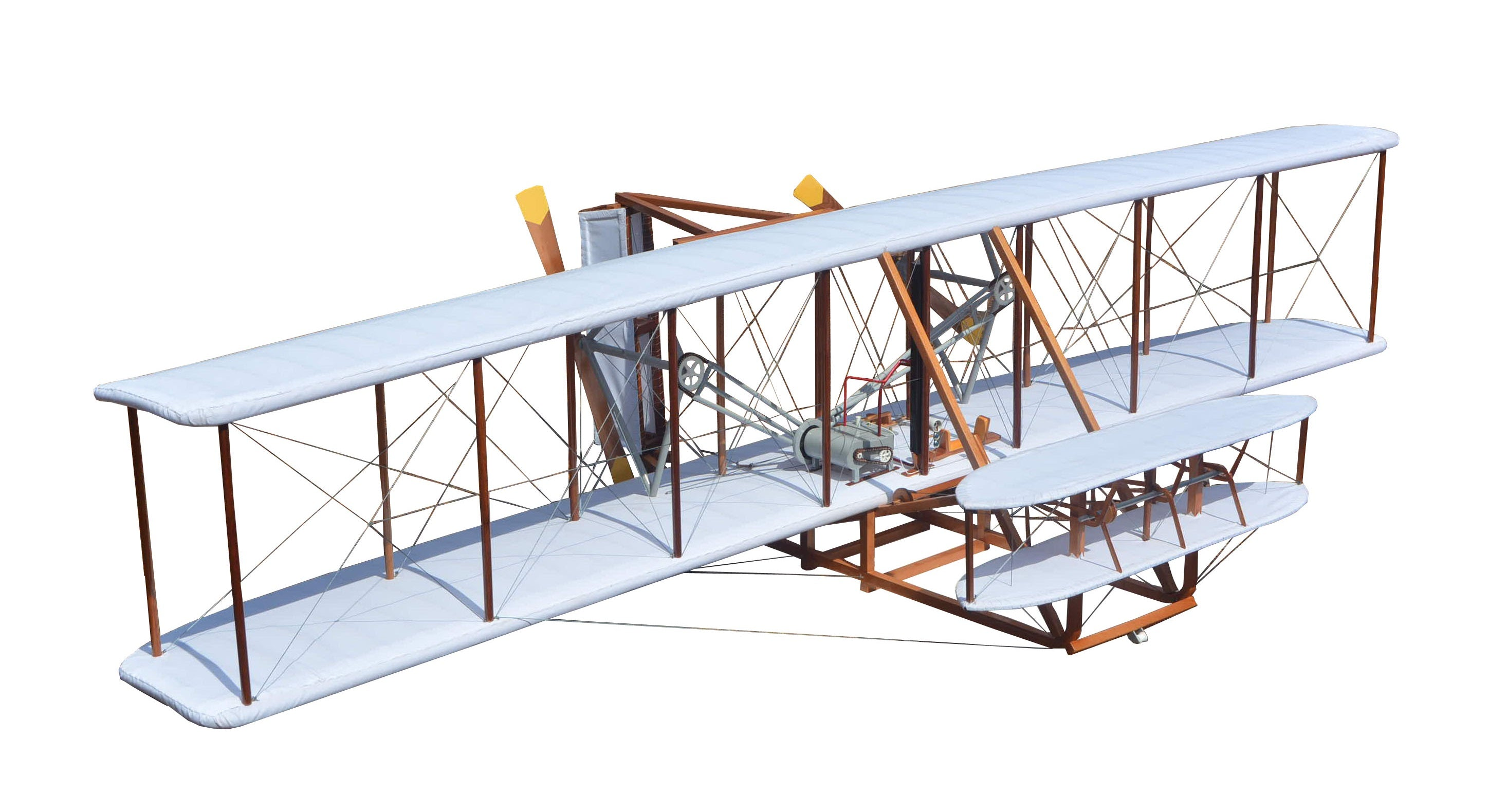 1903 Wright Brother Flyer Model Scale 1:10