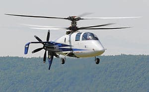 The Sikorsky X2 - Winner of The Collier Trophy in 2010 on www.all-things-aviation.com