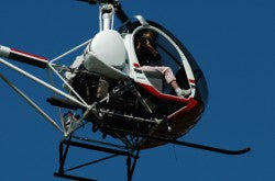 Aerial Photography Helicopter