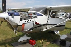 Cessna 182 NXT Turbodiesel Powered Aircraft