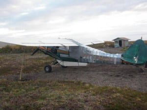 Duct Taped Airplane