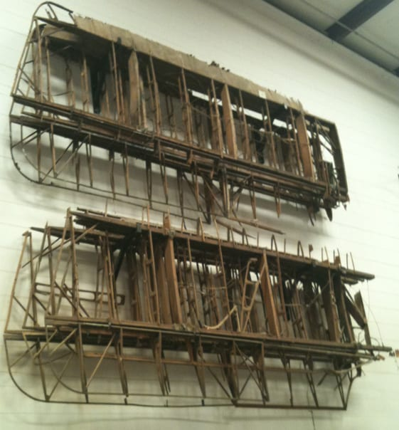 Wood Wings of Early Aircraft