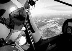 Anticipating White Out Dangers In Winter Flying Conditions