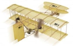 Whitewings Giant Wright Flyer Airplane Model