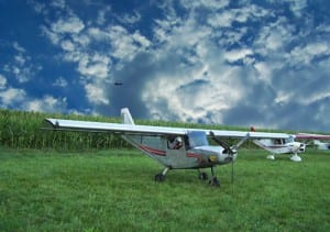 Learn To Fly On Grass Strips
