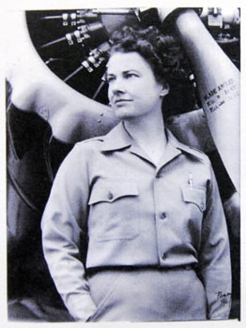 Aviatrix Helen Richey