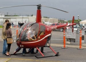 Robinson R-44 Crash