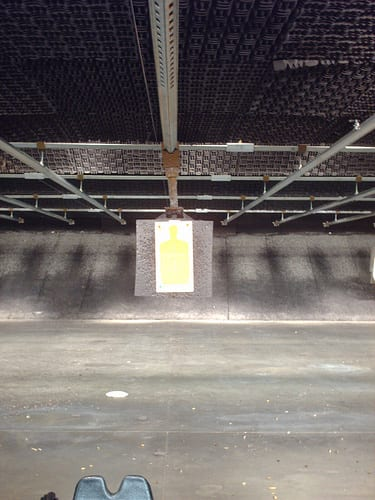 A Shooting Range