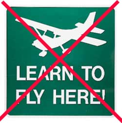 California Instructors & Flight Schools Under Attack