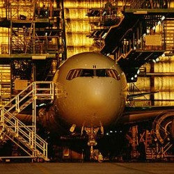 Maintaining An Airliner