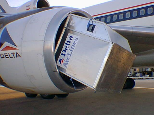 An Example Of An Airline Taxxing Accident