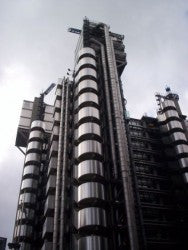 Lloyd's of London Building on www.all-things-aviation.com