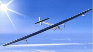Solar Powered Zero Emission Aircraft