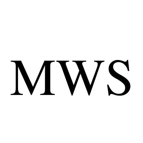 MWS in times new roman