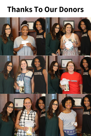 Winners from Milspouse Converations Sept Event