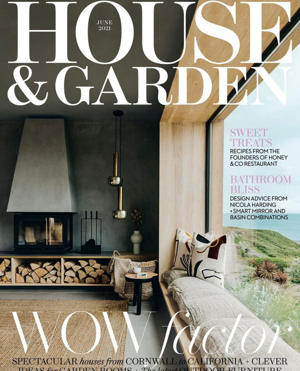 House & Garden Magazine Feature