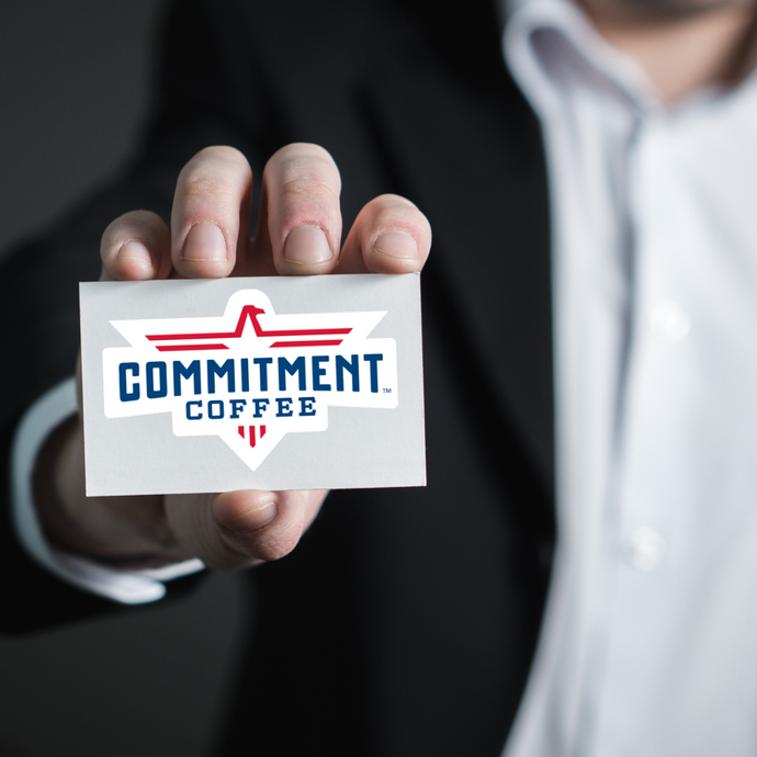 Commitment Coffee Gift Card