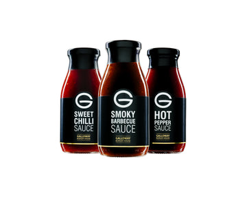Galloway Burger House - Sauce 3-Pack