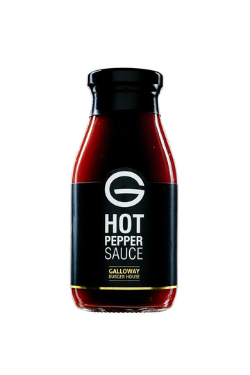Hot Pepper Sauce 230g