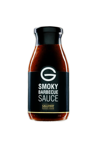 Galloway Burger House Smoky BBQ Sauce 295g