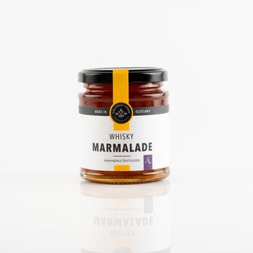 Whisky Marmalade with Annandale Whisky