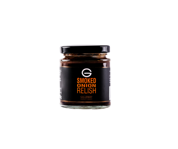 Smoked Onion Relish