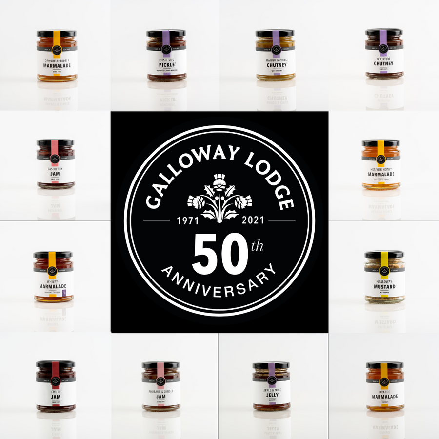 Galloway Lodge 50th Anniversary Collection