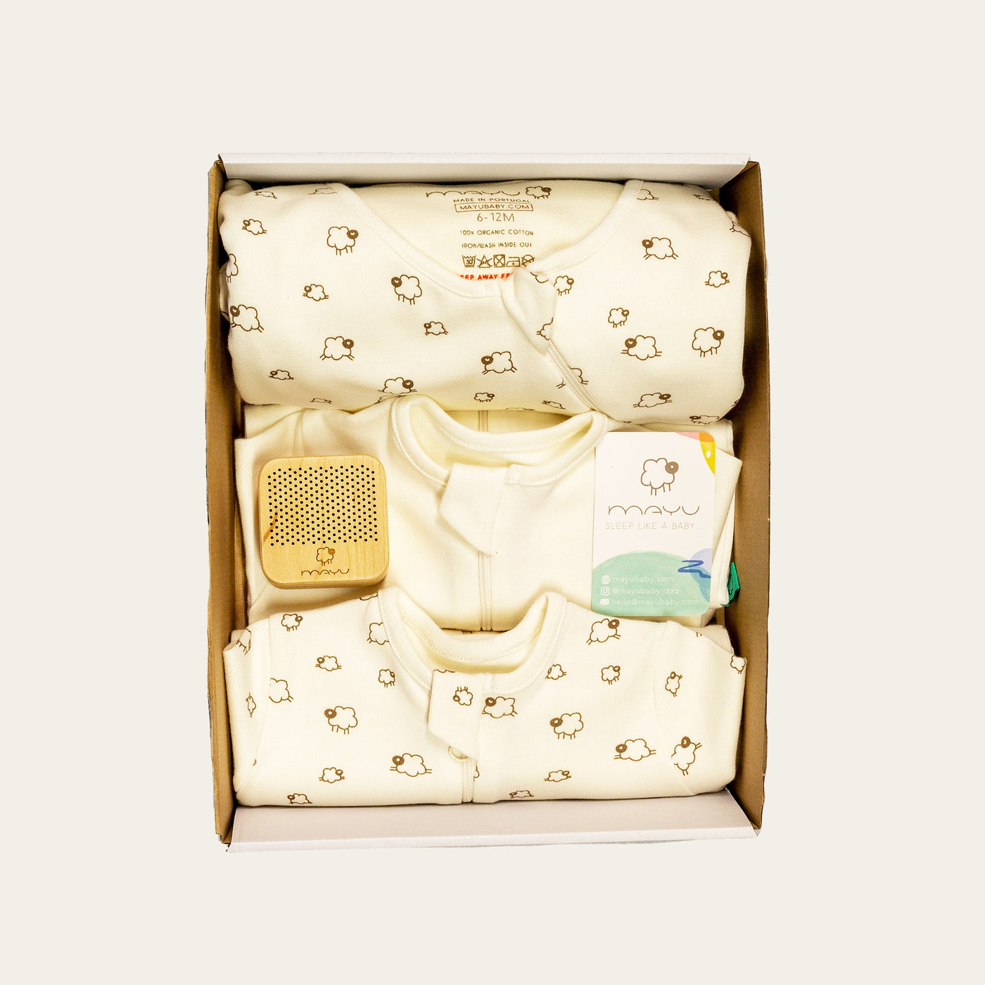 Toddler Sleep Box - Mayubaby