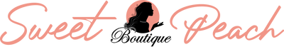 Sweet Peach Boutique logo