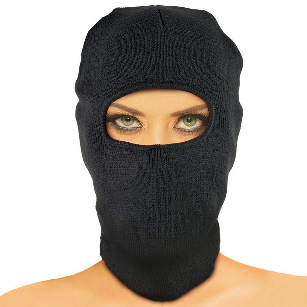 The Intruder Cotton Hood