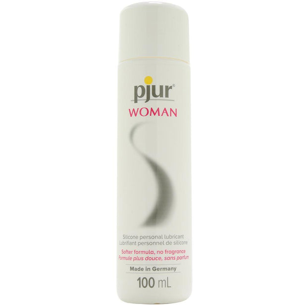 Woman Fragrance Free Silicone Based Lube in 3.4oz/100ml