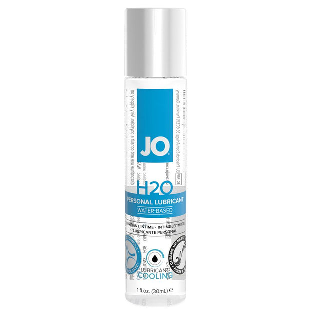 H2O Personal Lube 1oz/30ml in Cool