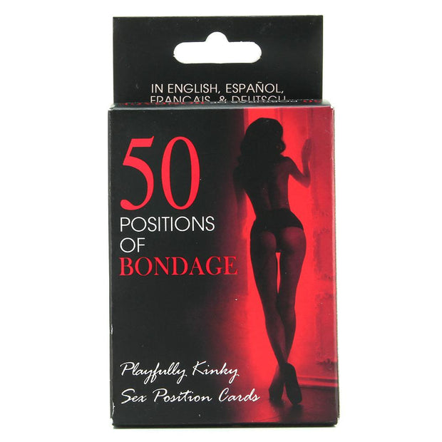 50 Positions of Bondage