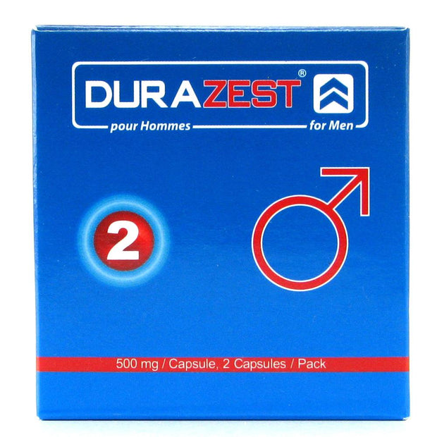DuraZest for Men in 2 Pack
