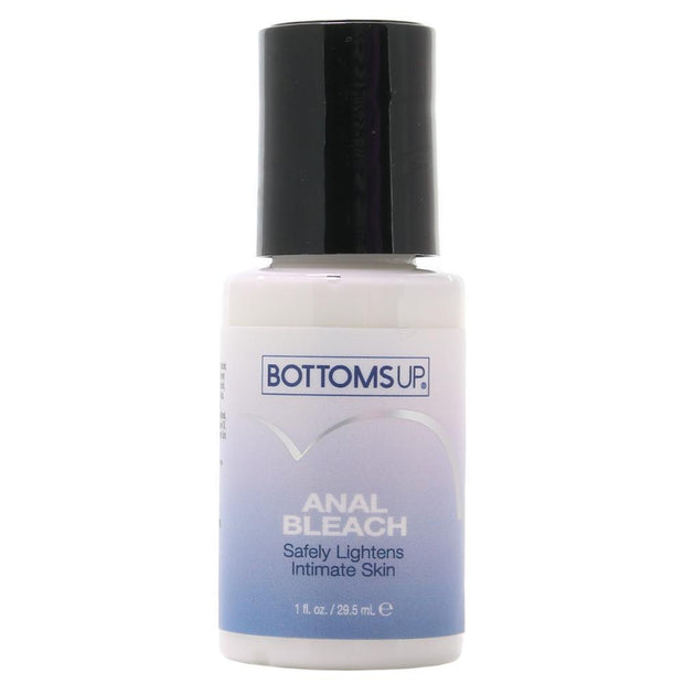 Bottoms Up Anal Bleach for Intimate Skin in 1oz/29.5ml
